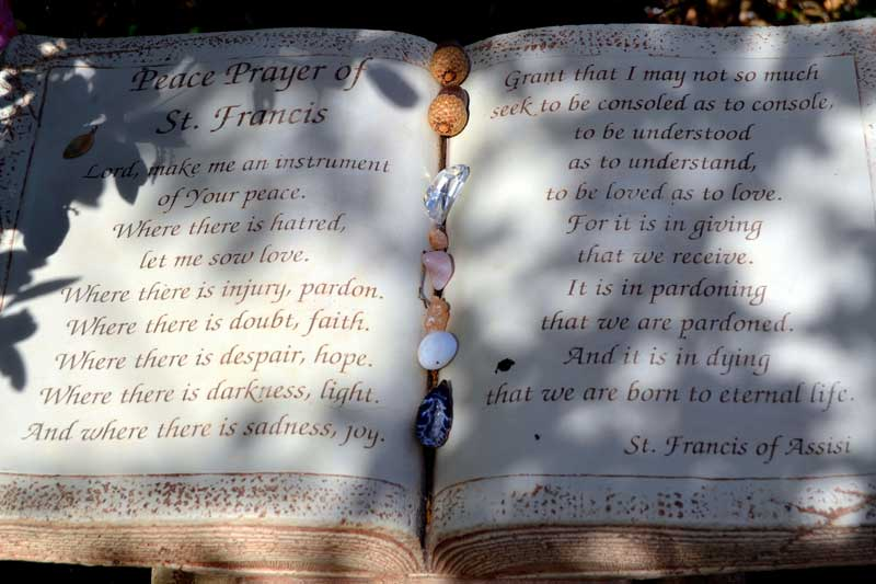 The Prayer of St Francis