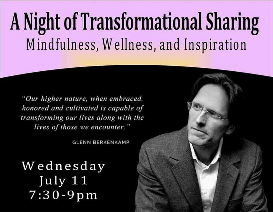 A Night of Transformational Sharing