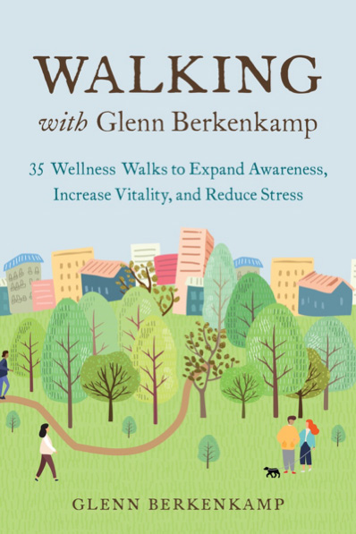 Walking by Glenn Berkenkamp - Book cover