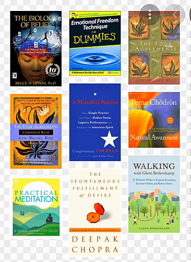 Books that shift consciousness